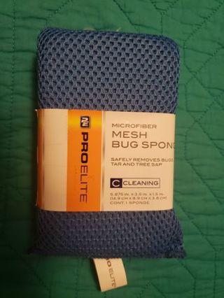 Car Wash Bug Sponge