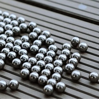 100PCs 6mm Fashion Bike Steel Bearing Ball For Slingshot Ammo Catapult Toy Nice