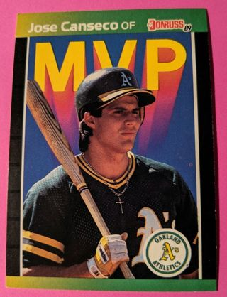 JOSE CANSECO MVP