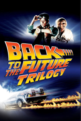 Back To The Future trilogy for itunes