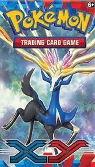NEW Pokemon TCG: XY BASE SET Booster Pack Pokemon Cards TCG Toys Hobbies Games