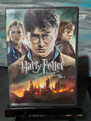 HARRY POTTER ~ DEATHLY HALLOWS PART 2 DVD