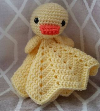 Duckie lovie FREE SHIPPING