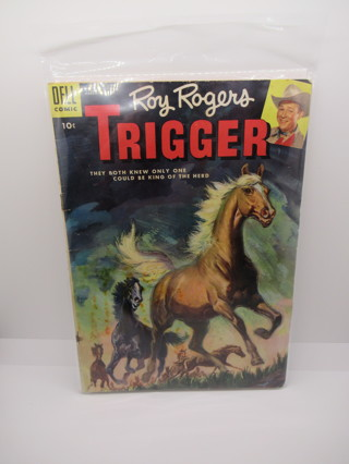 ROY ROGERS - TRIGGER #16