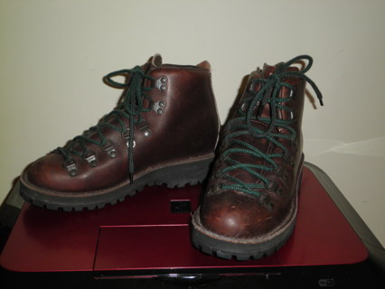 Free: Vintage Danner Hiking Boots, Sz. 7, EUC - Women's Clothing ...