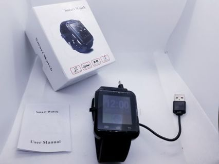 Brand New Black Smart Watch