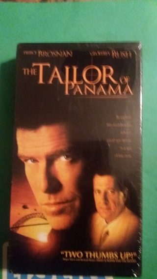 vhs tailor of panama free shipping
