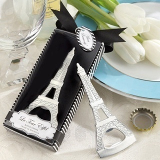 Gift Kitchen Bar Party Corkscrew Bottle Opener Eiffel Tower Wedding Favor