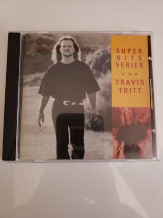 Country C. D. Travis Tritt Super Hits Series