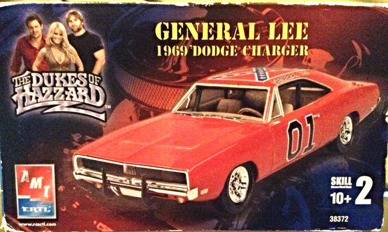 Free General Lee Model Car From The Dukes Of Hazzard