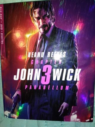 John 3 wick digital