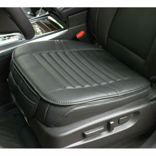 New Universal Car Seat Cover PU Leather 3D Breathable Pad Mat
