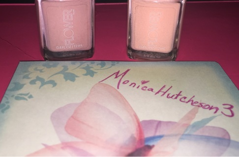 New FLOWER Nail polish by Drew Barrymore