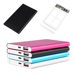 Ultrathin 5000mAh Portable External Battery Charger Power Bank for Cell Phone
