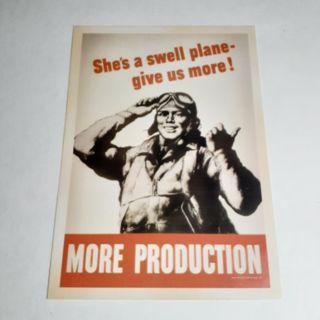 WW II Postcard
