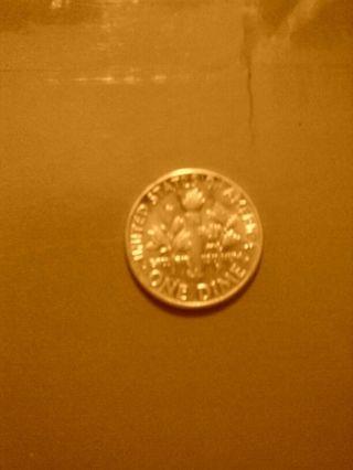 1953 s silver dime