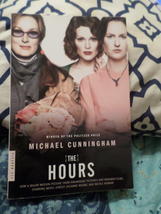 The Hours Book by Michael Cunningham