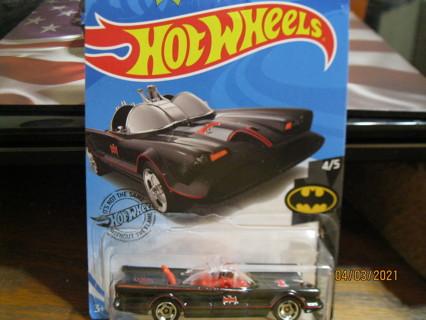 """Hot Wheels """"TV Series Batmobile"""" Unopened Package!"""