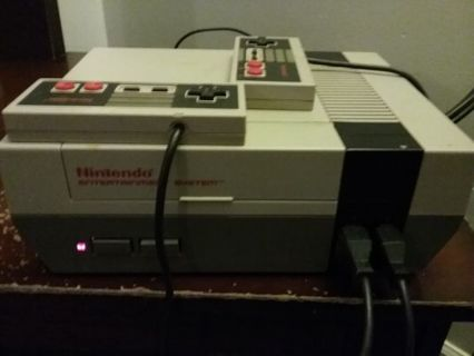 Nintendo with gemini adapter