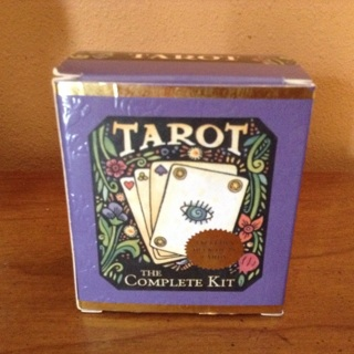 TAROT The Complete Kit cards psychic