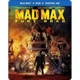 Mad Max uv code