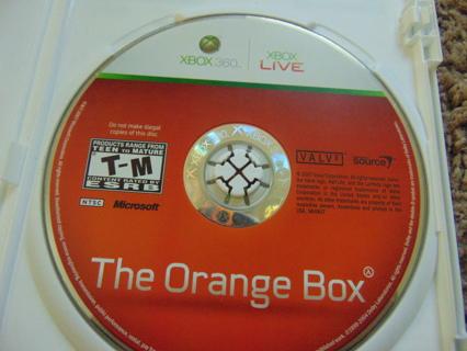 The Orange Box, (Xbox 360)