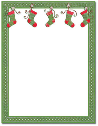 Free personalized letter from santa on christmas stocking free personalized letter from santa on christmas stocking stationary spiritdancerdesigns Gallery