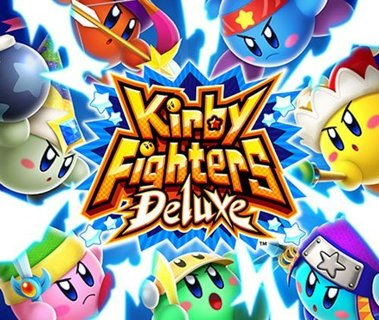1 VIDEO GAME : Kirby Fighters Deluxe - 3DS [Digital Code] Nintendo
