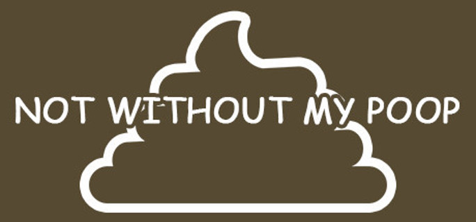 Not Without My Poop - Steam Key