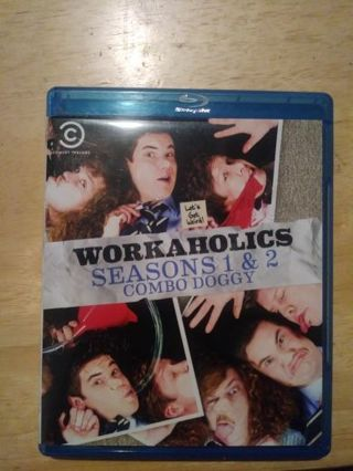 Workoholoics Seasons 1&2 Combo