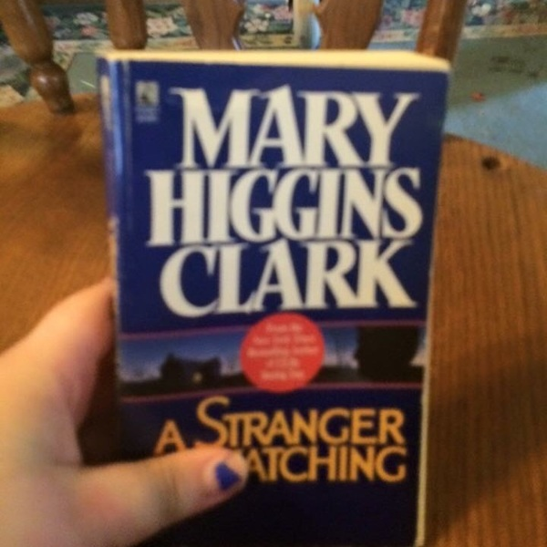 a review of a stranger is watching by mary higgins clark Movie review january 22 ''a stranger is watching'' is the handiwork of sean s based on a novel by mary higgins clark director of photography.