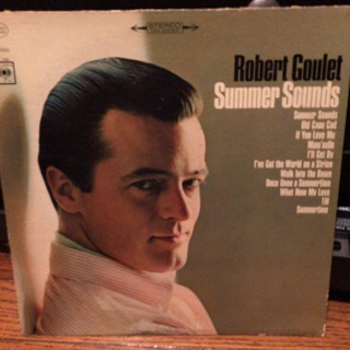 Robert Goulet - Summer Sounds Vinyl