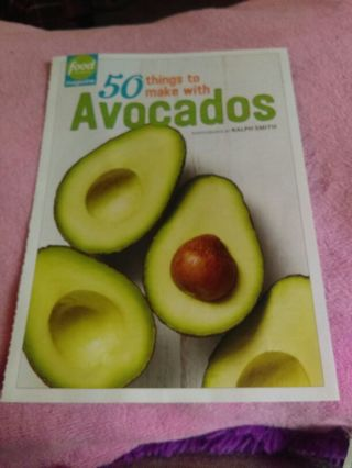 50 thing to make with Avocados!