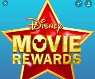 Disney movie reward from Avenger end game from blu ray
