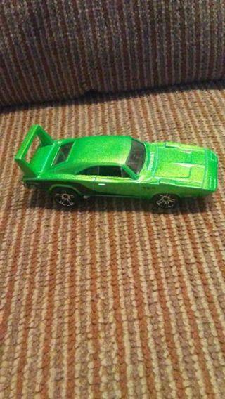 2012 Dodge Daytona hot wheels car