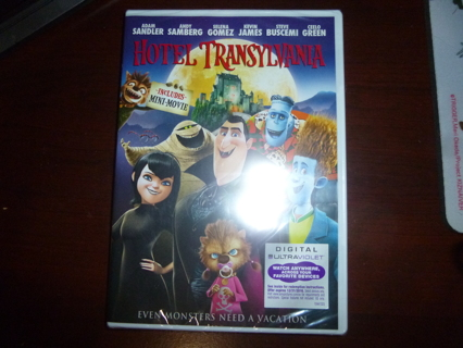 Hotel Transylvania DVD + Digital Code