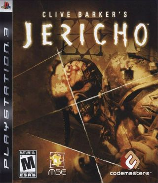 Clive Barker's Jericho PS3 Horror Video Game.