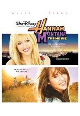 Hannah Montana Movie DMR code