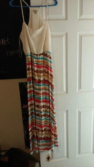 Beautiful City Trends sun dress!