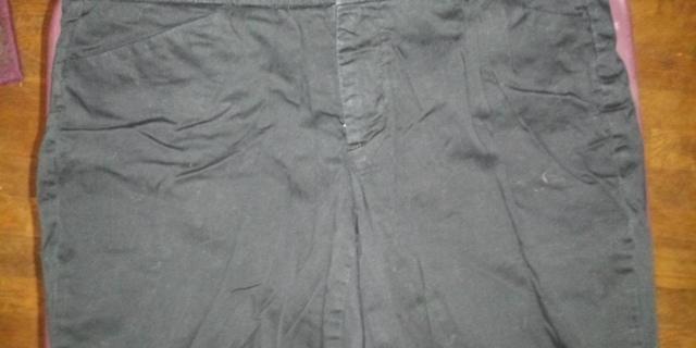Women's Black Slacks Size - 6 short