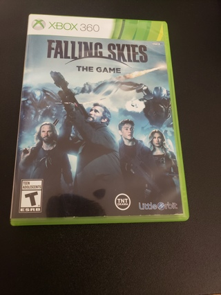Fallowing Skies Xbox 360 Game