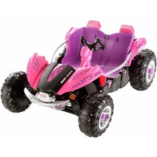 NEW,! Fisher-Price Power Wheels Dune Racer 12-Volt Battery Powered Ride-On! FREE SHIP!