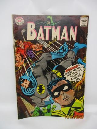 BATMAN NO.196