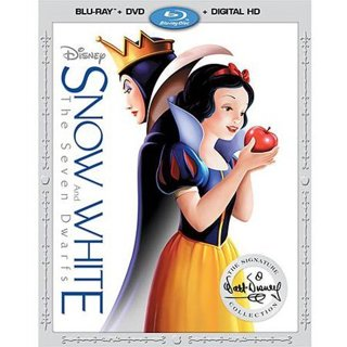 Snow White & The Seven Dwarves, Digital HD Movie Code, redeems on Google Play