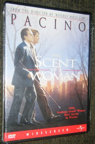 *NEW* - SCENT of a WOMAN for DVD