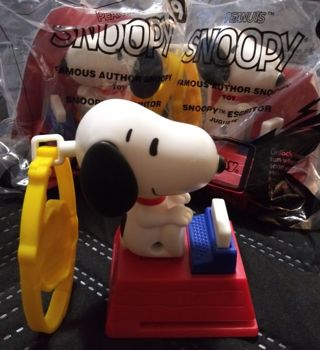 Snoopy collector Toy