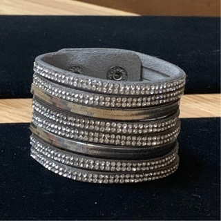Chunky Wrap Bracelet