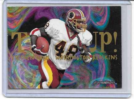 Stephen Davis 2000 Dominion Turf's Up #10