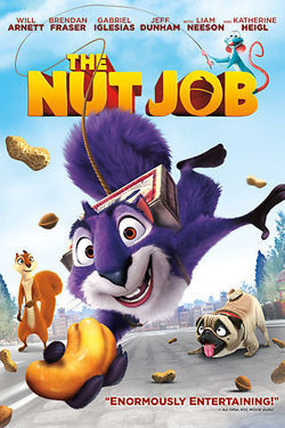 The Nut Job - HD - Movies Anywhere - Movie code only