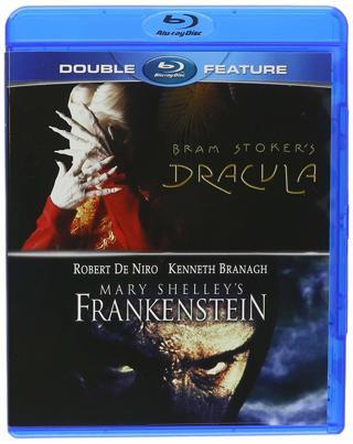 Bram Stoker's Dracula / Mary Shelley's Frankenstein (Digital HD Download Code Only) *Halloween*